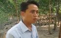 Chủ tịch Hội nông dân Tam Ngọc trao đổi với PV