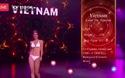 Nguyễn Thị Loan trình diễn áo tắm tại Hoa hậu hòa bình thế giới 2016