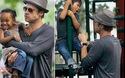 Hình ảnh dễ thương của Zahara Jolie-Pitt