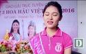"""Á hậu Thùy Dung hát ca khúc """"Baby I love you"""" tặng bạn đọc Dân trí. (Video: Gia Hưng)."""
