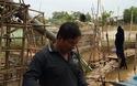 Ông Huỳnh Văn Gừng cho biết, muốn sang đất Campuchia bắt tôm,cá, cua... đều phải đóng tiền trước. Lũ nhỏ thì nguy cơ mất vốn rất cao.