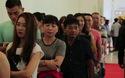 Hàng ngàn khách đến đặt mua căn hộ tại dự án Saigon South Residences