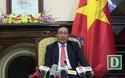 Phó Thủ tướng Phạm Bình Minh nói về việc bảo vệ chủ quyền biển đảo