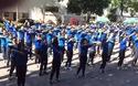 Sinh viên Ngoại thương trình diễn flashmob ra quân chiến dịch mùa hè tình nguyện