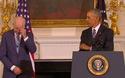 Phó Tổng thống Mỹ bật khóc khi được ông Obama trao huân chương cao quý