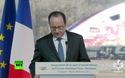 Súng cảnh sát Pháp cướp cò khi bảo vệ tổng thống, 2 người bị thương