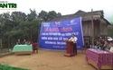 Video: Toàn cảnh buổi Lễ khởi công phòng học Dân trí tại bản Sy, xã Trọng Hóa, huyện Minh Hóa, tỉnh Quảng Bình