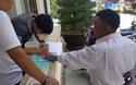 Không khí nhộn nhịp nộp hồ sơ xét tuyển nguyện vọng 1 tại Đại học Huế sáng 1/8