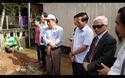 PGS.TS. Bùi Văn Liêm, Phó Viện trưởng Viện Khảo cổ học nói về phát hiện lớp nền đá có biểu hiện 1 công trình rộng lớn