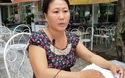 Chị Lê Thị Thương tâm sự trong nước mắt về hoàn cảnh