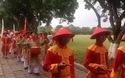 Lễ dựng nêu tại Hoàng cung Huế