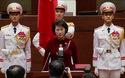 Bà Nguyễn Thị Kim Ngân tuyên thệ nhậm chức Chủ tịch Quốc hội