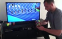 Người đàn ông so tốc độ xếp rubik với màn chạy 100m của Usain Bolt