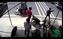 2 nhóm thanh niên cầm hung khí truy sát nhau như phim ở Sài Gòn