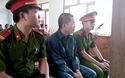Vẻ mặt bình thản của bị cáo Nguyễn Thọ