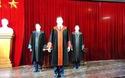 Xem trang phục mới của Thẩm phán khi xét xử