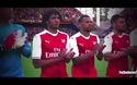 Oxlade-Chamberlain cứu Arsenal thoát thua trước Lens