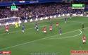 Chelsea - MU: Rashford đệm bóng vọt xà