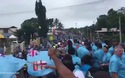 Cả nước Fiji đổ ra đường đón đội tuyển Rugby giành HCV Olympic trở về