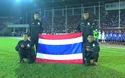 Teerasil Dangda ghi cả 2 bàn, giúp Thái Lan thắng dễ Myanmar 2-0