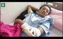 Vợ ung thư chăm chồng tai nạn.