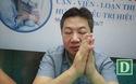 Bác sĩ Nguyễn Đăng Dũng – Giám đốc Bệnh viện Mắt Quốc tế DND hướng dẫn mát xa mắt đúng cách