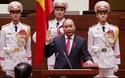 Ông Nguyễn Xuân Phúc tuyên thệ nhậm chức Thủ tướng