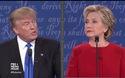 Clinton, Trump tranh luận về chính sách kinh tế
