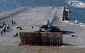 Xem chiến đấu cơ F-35 cất cánh và hạ cánh trên tàu sân bay