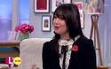 Daisy Lowe thanh lịch trên truyền hình