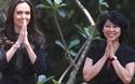 Angelina Jolie bất ngờ xuất hiện ở Campuchia