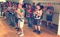 """Lớp học khiêu vũ dễ thương của các ông bố """"bỉm sữa"""""""