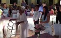 Lễ đính hôn của cụ bà 106 tuổi