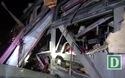 Hiện trường vụ nổ xe khách kinh hoàng tại Bắc Ninh