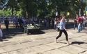 Ukraine bất ngờ trình làng robot chiến đấu