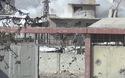 Súng thần công tự hành xuất hiện trên chiến trường Syria