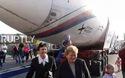 """Máy bay của cựu Tổng thống Séc """"vi hành"""" gần 400km đường bộ"""