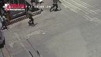 Nữ côn đồ vác mã tấu truy sát nhân viên bến xe Vinh như trong phim