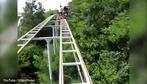 Video giới thiệu về tòa tàu lượn siêu chậm tại Nhật Bản