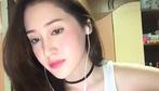 Hot girl nổi tiếng Thái Lan khoe giọng hát ngọt lịm