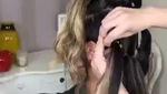 Kiểu tóc đẹp cho mùa cưới (P2)