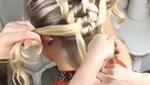 Tết tóc sáng tạo hơn với kiểu thắt nút