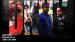Cara Delevingne trong quảng cáo với hãng DKNY