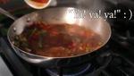 """Món ăn vặt siêu ngon """"Gà chiên tỏi"""" kiểu Hàn Quốc"""