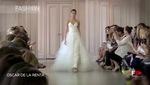 Ngắm xu hướng thời trang váy cưới 2016