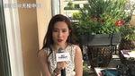 Lưu Diệc Phi vô cùng xinh đẹp khi trả lời phỏng vấn