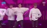 "Inkigayo: ""Stalker"" - U-KISS"