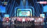 EXO giành No.1 trên Music Bank 26/8