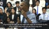 Tổng thống Obama nói về Bill Gates