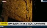 Italy: Động đất 6,4 độ Richter, gần như toàn bộ thị trấn bị phá hủy hoàn toàn